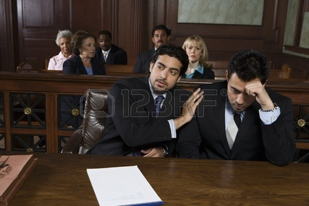 COVID-19 criminal court information